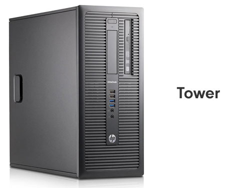 tower case